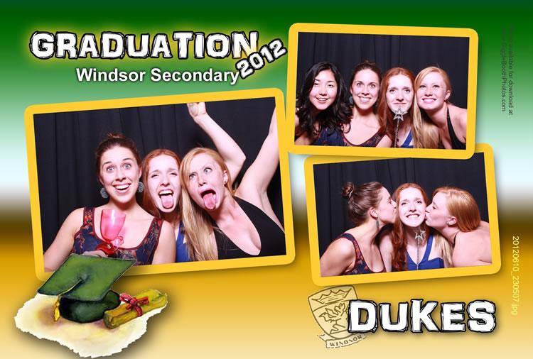 Dukes Windsor Secondary Grad 2012