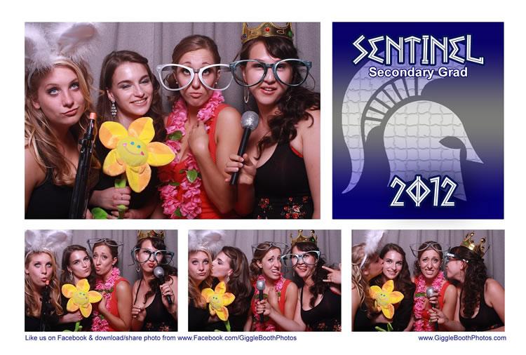 Sentinel Secondary Grad 2012