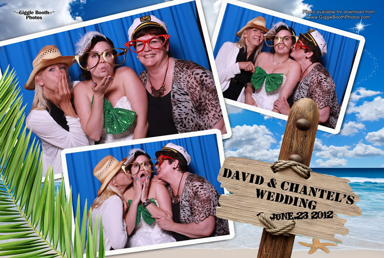 Wedding David and Chantel 2012