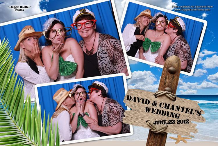 Wedding David and Chantel 2012