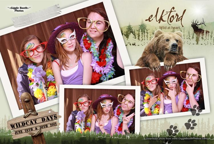 Elkford Wildcat Days 2012