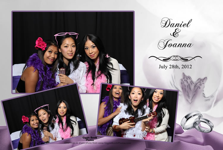 Wedding Daniel and Joanna 2012
