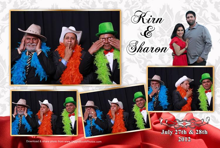 Wedding Kirn and Sharon 2012
