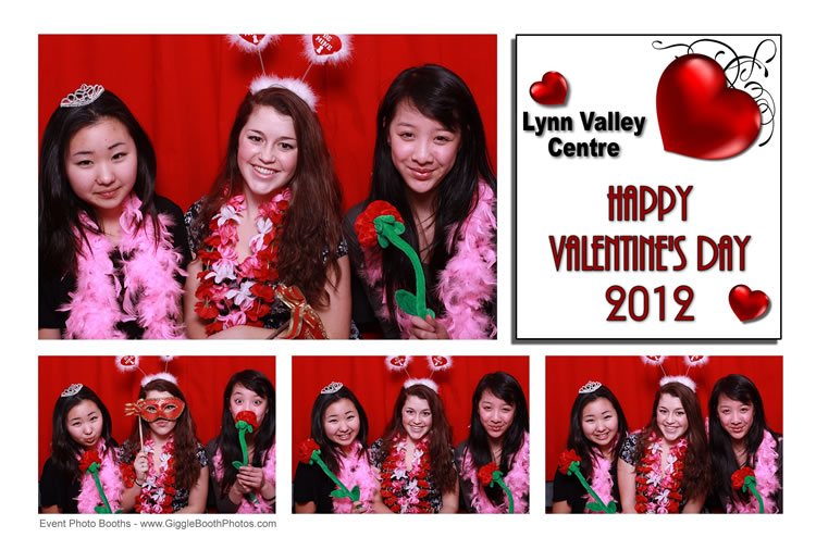 Lynn Valley Centre Valentines Day 2012