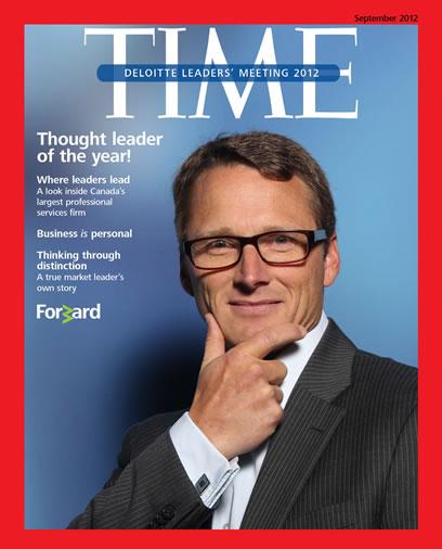Deloitte Leaders Meeting 2012