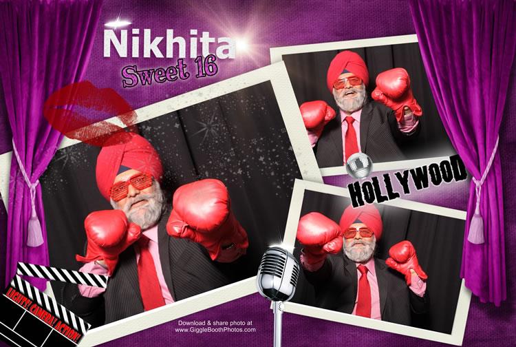 Birthday Nikhita 16th 2012