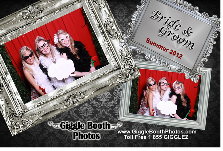 Vancouver Wedding Show 2012