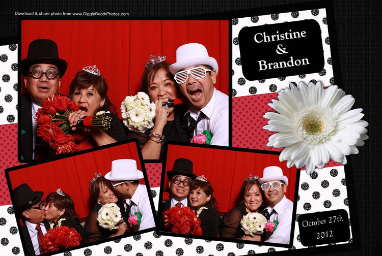 Wedding Christine and Brandon 2012