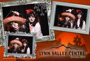 Lynn Valley Centre Halloween 2012