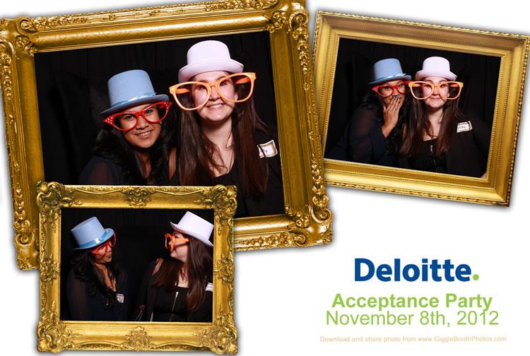 Deloitte Acceptance Party 2012