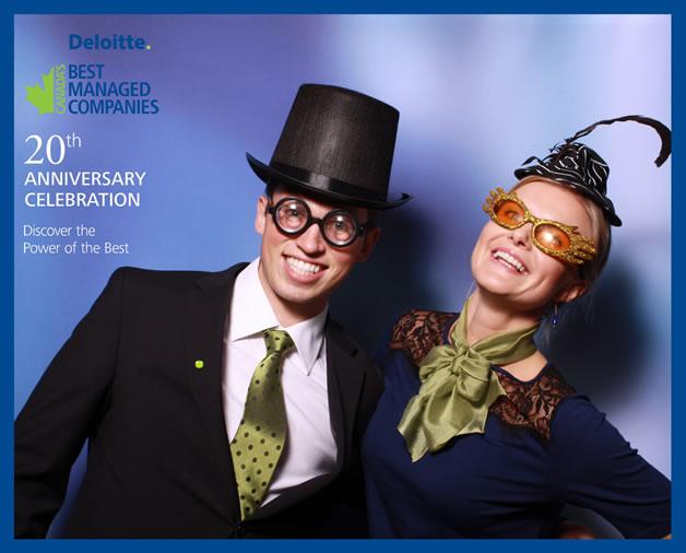 Deloitte 20th Anniversary 2012