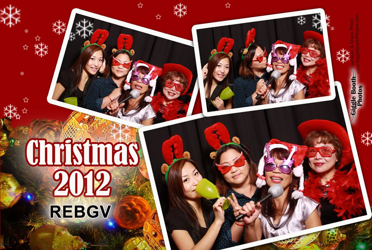 REBGV Christmas Party 2012