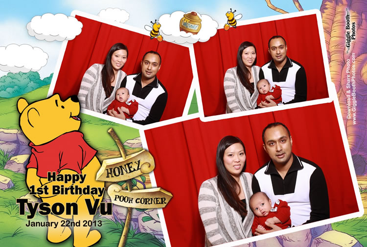 Birthday Tyson Vu 1st 2013