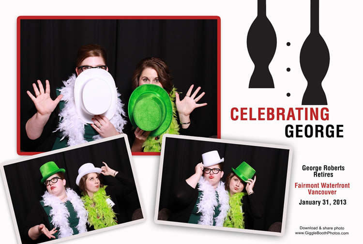 TC Transcontinental Printing - George Retirement Party 2013