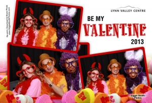 Lynn Valley Centre Valentines Day 2013