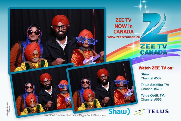 Zee TV Vaisahki Day 2013