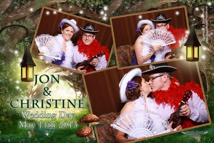 Wedding Jon and Christine 2013