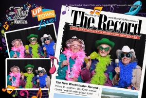 The Record - Hyack Uptown Live 2013