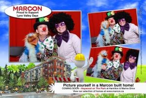 Marcon - Lynn Valley Days 2013