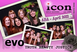 icon Salon Systems Beauty Show 2012
