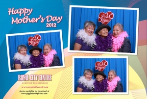 Royal City Centre Mothers Day 2012