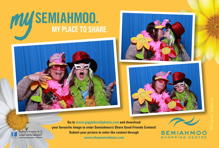 Semiahmoo Shopping Centre Mothers Day 2012