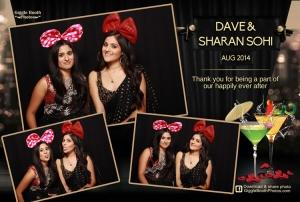 Wedding Dave and Sharon 2014