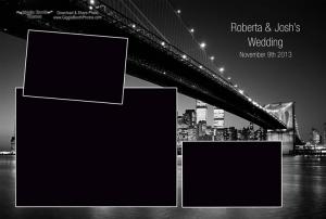 Wedding Roberta and Josh 2013