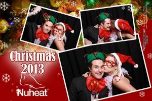 Nuheat Christmas Party 2013