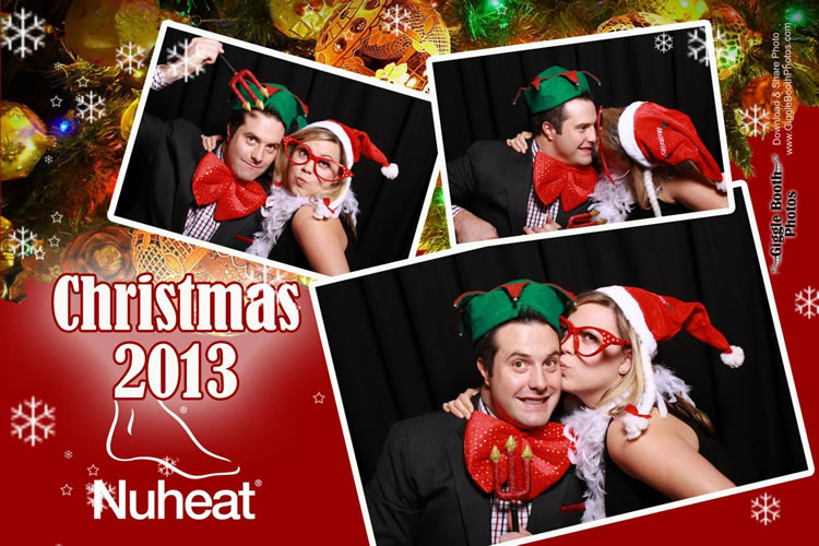 Nuheat Christmas Party 2013
