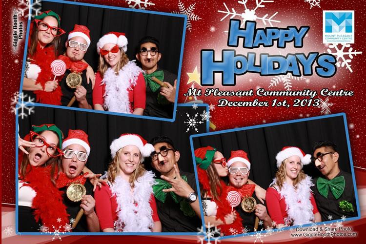 Mt Pleasant Community Centre Christmas Party 2013