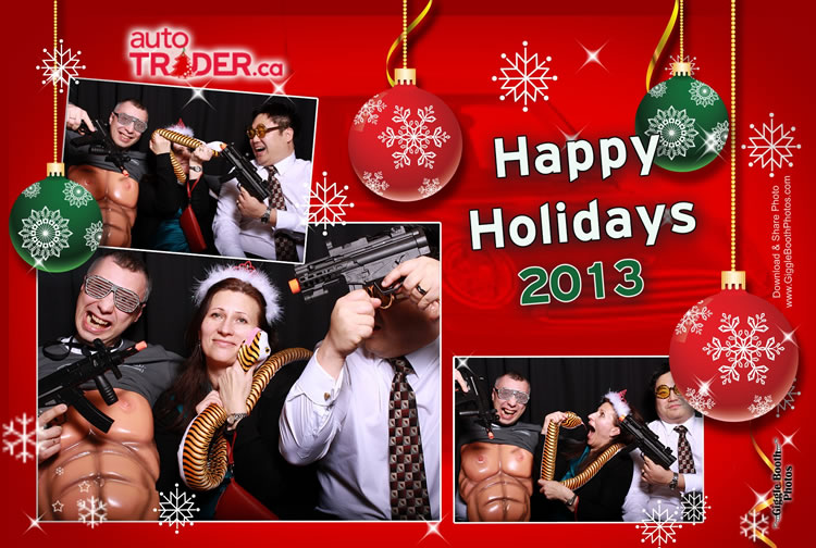 Auto Trader Christmas Party