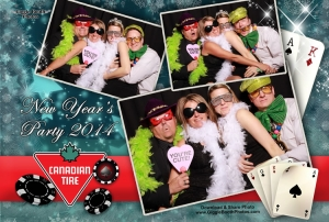 Canadian Tire New Years Party 2014
