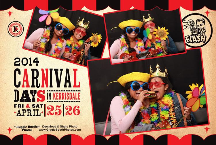 Kerrisdale BIA Carnival Days 2014
