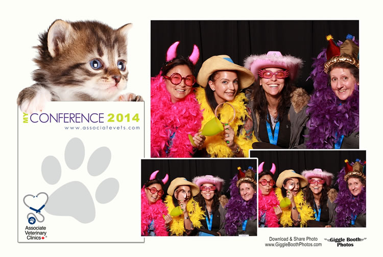 Associated Vets Clinics My Conference 2014