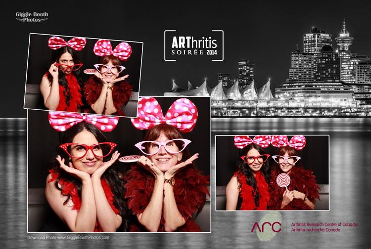 Arthritis Research Centre Soiree 2014