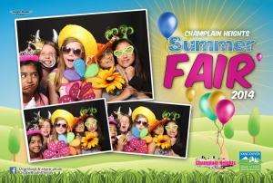 Champlain Heights Community Centre Summer Fair 2014