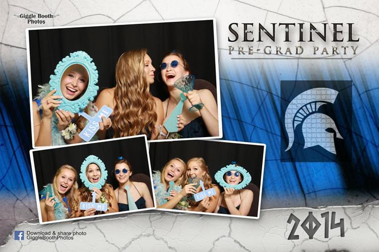 Sentinel Pre-Grad Party 2014