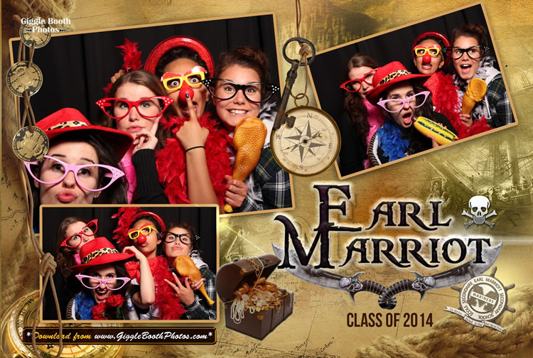 Earl Marriot Dry Grad 2014
