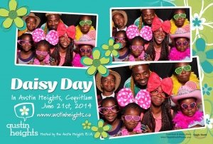Austin Heights BIA Daisy Day 2014