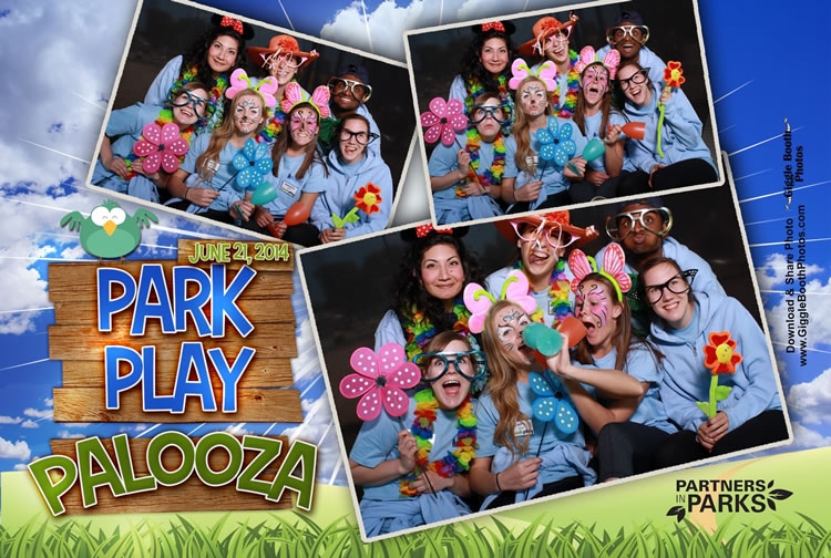 City of Surrey Park Play Palooza 2014