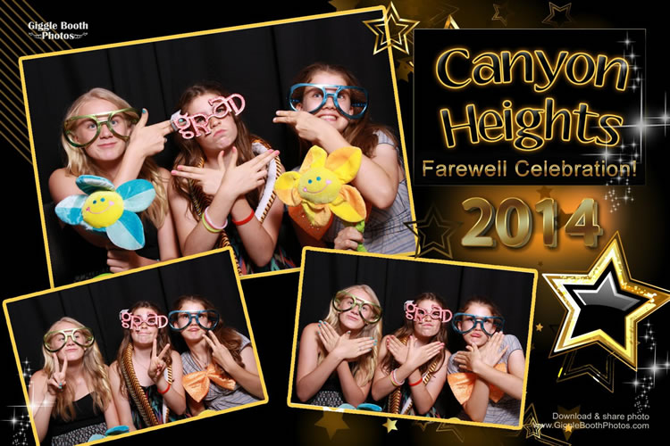 Canyon Heights Grade 7 Grad 2014