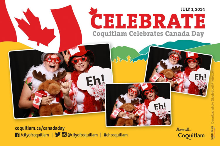City of Coquitlam Canada Day 2014