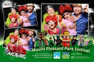 Mt Pleasant Community Centre Park Festival 2014