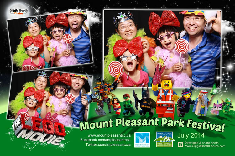 Mt Pleasant Community Centre Park Festival 2014