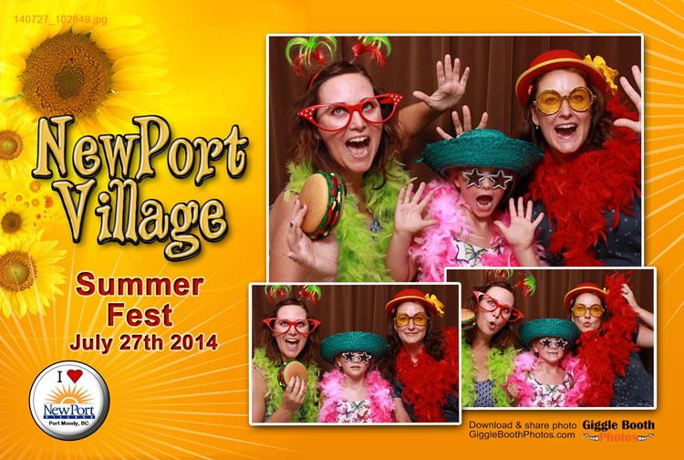 Bosa - NewPort Village SummerFest 2014