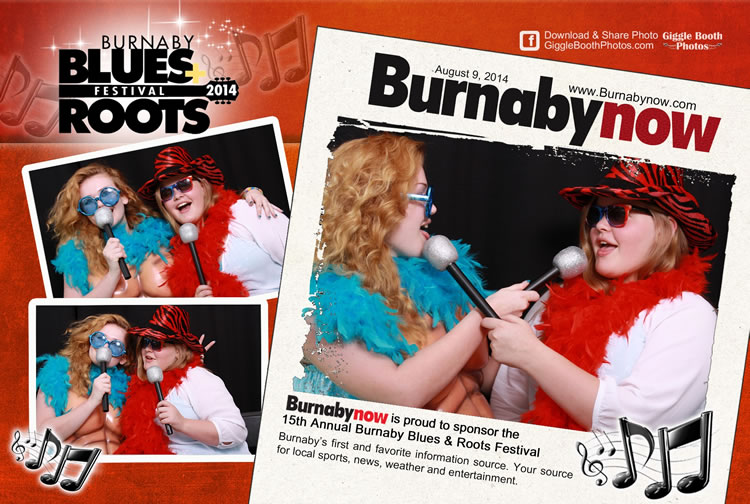 Now Newspapers Burnaby Blues and Roots Festival 2014