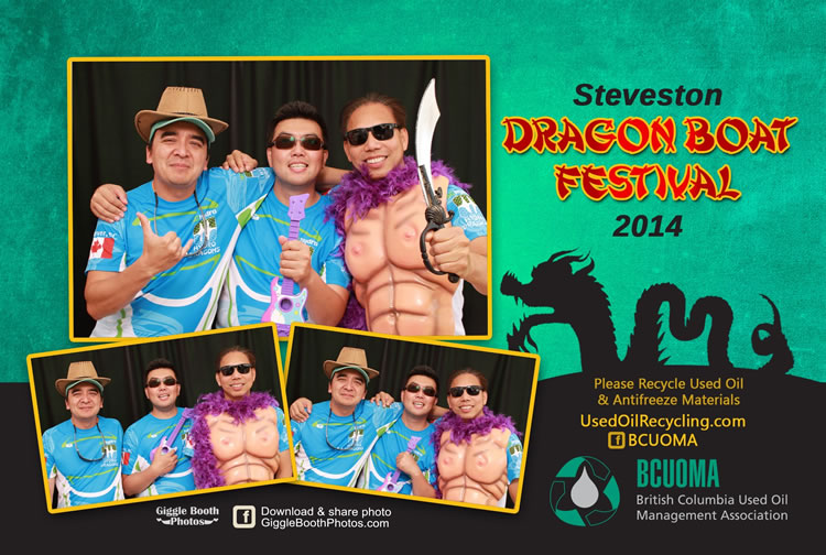 BCUOMA Steveston Dragon Boat Festival 2014