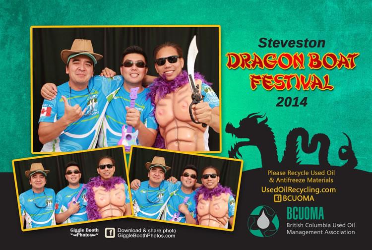 BCUOMA Steveston Dragon Boat Festival 2014