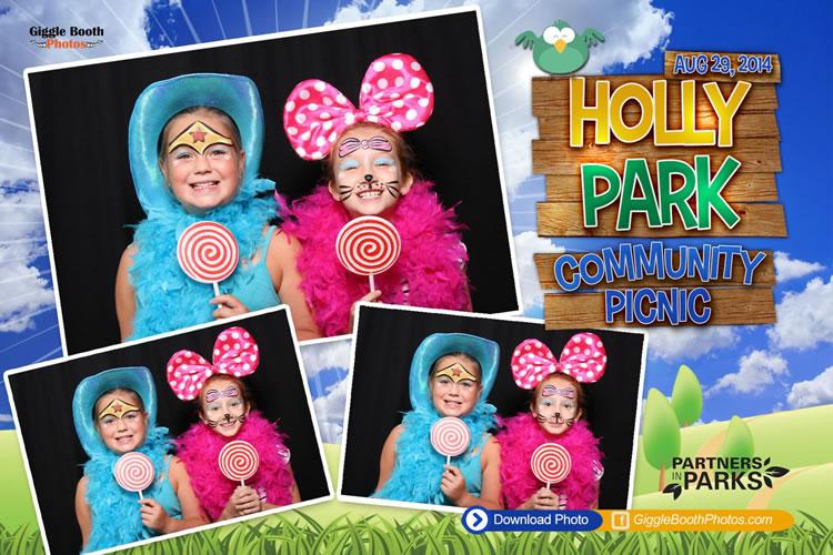City of Surrey Holly Park Picnic 2014